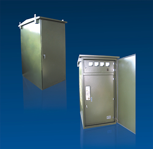 HXGN□-12型高压环网柜(户外型)